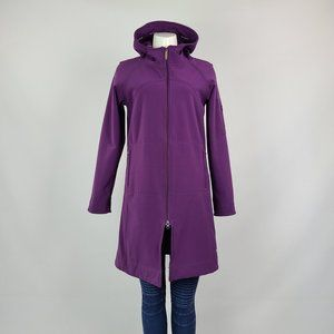 One Tooth Purple Light Long Jacket Size S